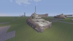 R.D.O StaG III Medium tank Minecraft Project