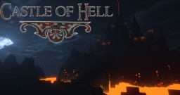 """Castle of Hell"" By MrGoldWaRRioR & DcSlayce Minecraft Project"