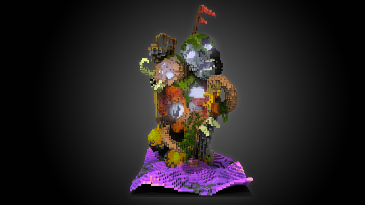 MagicaVoxel Viewer   Photoshop