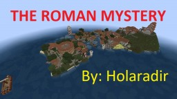 The Roman Mystery - Adventure map Minecraft Project