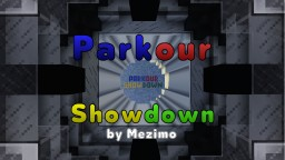 Parkour Showdown - A Minecraft parkour minigame made by Mezimo Minecraft Project