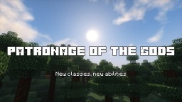 [1.12] [Plugin] Patronage of the Gods (New classes and abilities) Minecraft Mod