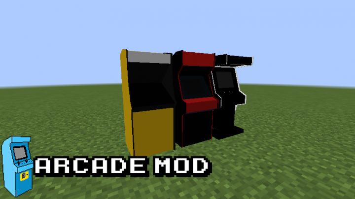 Popular Mod : [1.12.2] Arcade Mod