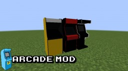 [1.12.2] Arcade Mod Minecraft Mod