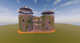 AGE OF GODS - Prison Build Minecraft Project