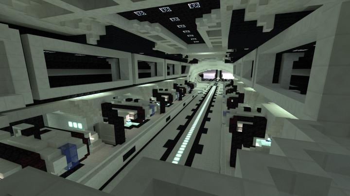 Main Hangar Fighters