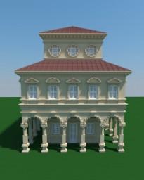 Renaissance Pavillon [Aliquam] Minecraft Project