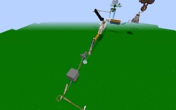Roller Coaster Minecraft Project