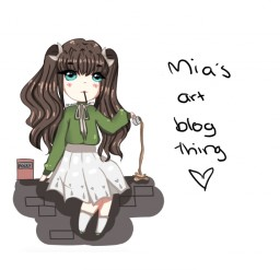 Mia's Art Blog (TAKING REQUESTS!) Minecraft Blog Post