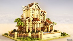 Mansion Alisha - PMC contest Minecraft