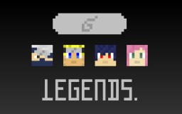 [BETA v1.1] [1.11.2] The Legend of the Hidden Leaf 2.0 - Naruto Resource Pack (Revived) Minecraft Texture Pack