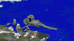 Triskelion from Marvel Minecraft Map & Project