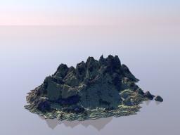 Underwater terrain Minecraft Map & Project