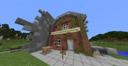 The Mumbo Jumbo MEGA PISTON HOUSE! Minecraft