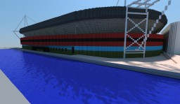 Principality Stadium (Millennium Stadium) Minecraft