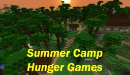 Summer Camp Hunger Games Minecraft Project