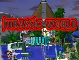 JURASSIC WORLD Minecraft Project