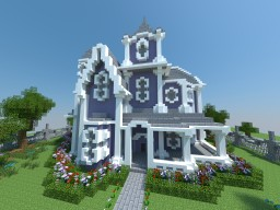 Victorian House | Contest Entry Minecraft Project
