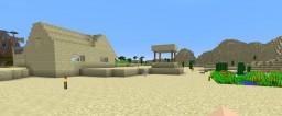 My Deserted Desert Village Minecraft Project