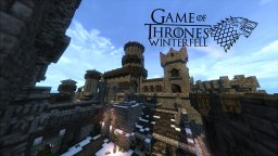Game of Thrones || Winterfell (not 100% accurate) Minecraft Map & Project