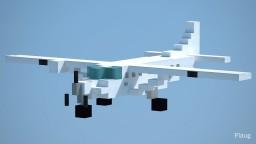Cessna 208B Grand Caravan EX Minecraft Project