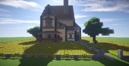 Country House Minecraft