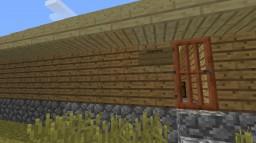 Village for machinima Minecraft Project