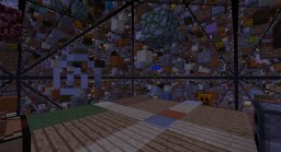 SkyGrid World Minecraft Map & Project