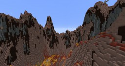 Termalinia mesa world Minecraft Project
