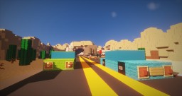 -MEXICO ROAD- Minecraft Project