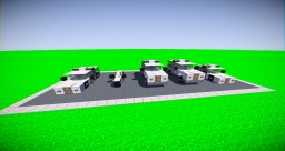 Police Car Pack Minecraft Project