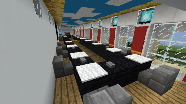 The big meeting room.