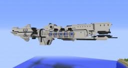 Star Trek Conversion: Halo Heavy Frigate Minecraft Map & Project