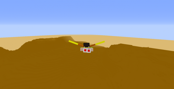 Flying with an elytra