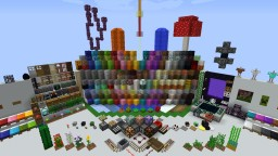 QMAGNET's Minecraft Test Map (1.12.1) Minecraft Map & Project