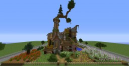 Maeclornthud - Behind the Picket Fence Contest Entry Minecraft Project
