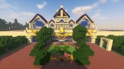 Disney Park Minecraft Map & Project