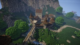 Medieval Barrack Minecraft Project