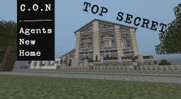 Agents New Home - BPF Contest Entry Minecraft Map & Project