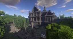 The Castle of Count - DOWNLOAD Minecraft Map & Project