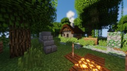 Forest Outpost (Small PvP map) Minecraft Project
