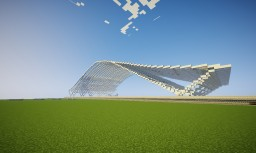 Train station - Liege Guillemins Minecraft Map & Project