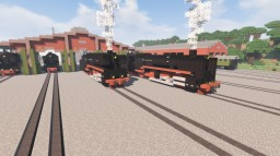 DRG BR 01 & DRB BR 01.5 Minecraft Project