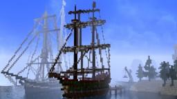 HMS Founder Minecraft
