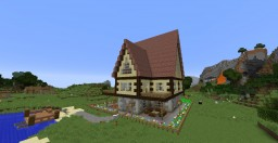 Coast House Minecraft Map & Project