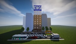 Toyoko Inn Minecraft Project