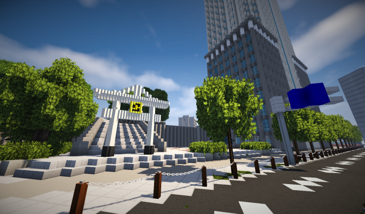 Entrance to the Hie shrine Coming soon