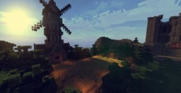 Medieval/Fantasy Windmill [DOWNLOAD] Minecraft Project
