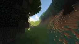 Custom Terrain: Survival island Minecraft Project