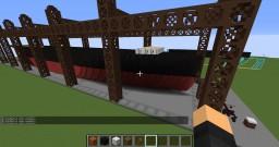 Ocean Liner Minecraft Project
